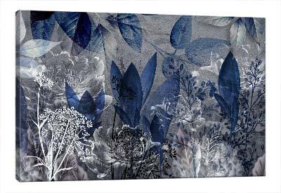 5D картина «Вечер цвета индиго»