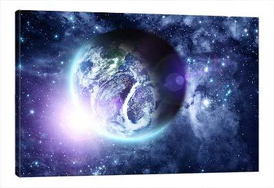 5D картина  «Фантастический вид на землю»