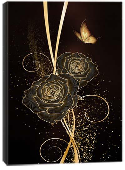 5D картина «Золотое очарование. Арт 2»