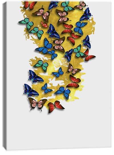 5D картина «Пленительное золото. Арт 3»