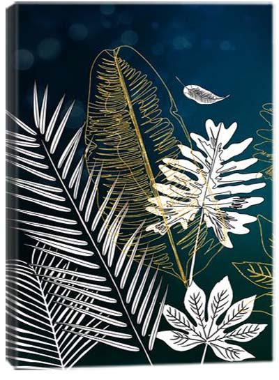 5D картина «Тропическая ночь. Арт 1»