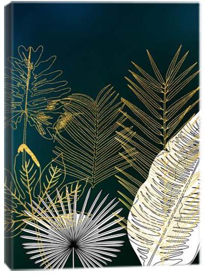 5D картина «Тропическая ночь. Арт 2»