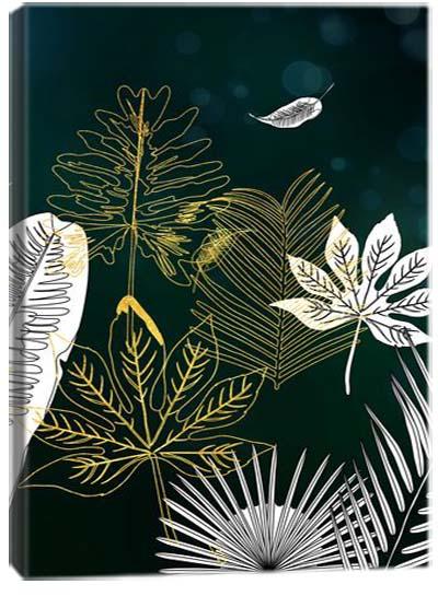 5D картина «Тропическая ночь. Арт 3»