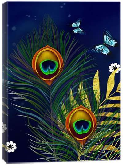 5D картина «Сказочные тропики. Арт 2»