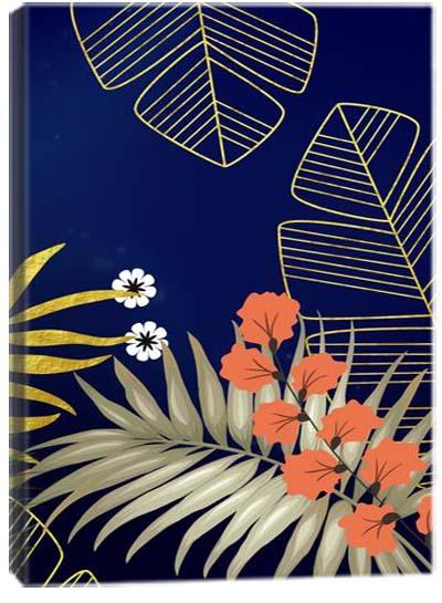 5D картина «Сказочные тропики. Арт 3»