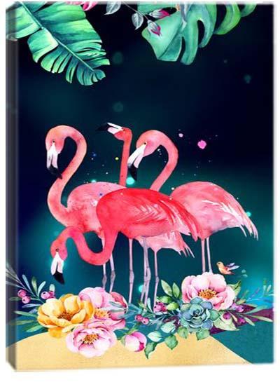 5D картина «Тропический праздник. Арт 2»