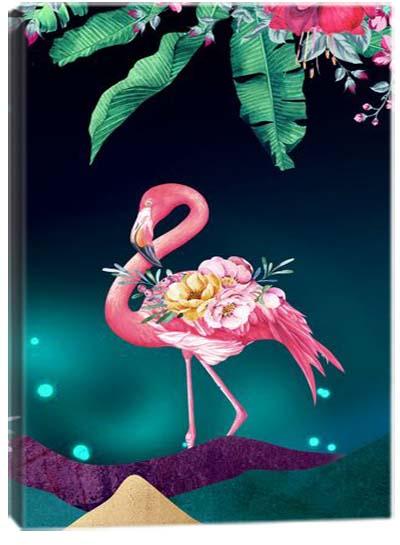 5D картина «Тропический праздник. Арт 3»