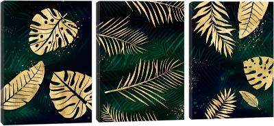 5D картина «Драгоценный листопад»