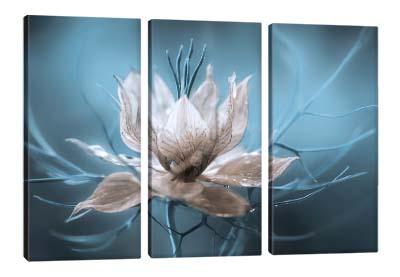 5D картина  «Мистический цветок»