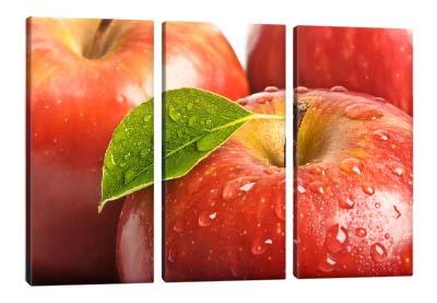 5D картина  «Яблоко в росе»