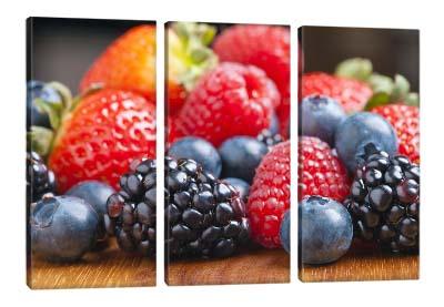 5D картина  «Лесные ягоды»