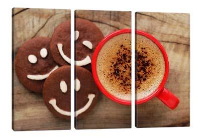 5D картина  «Утренний кофе»