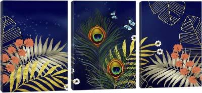 5D картина «Сказочные тропики »