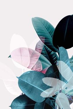 3D фотообои 5D картина «Райский уголок. Арт 3» вид 1