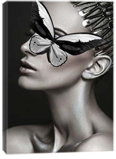 5D картина «Нежная бабочка. Арт 2»