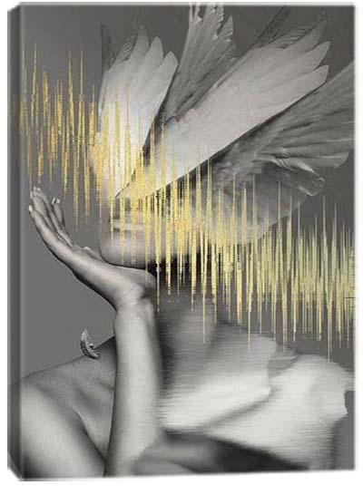 5D картина «Взмах крыльев. Арт 1»