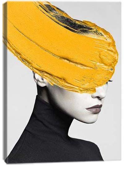 5D картина «Золотой оттиск. Арт 1»