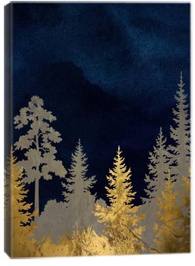 5D картина «Сияющий лес. Арт 2»