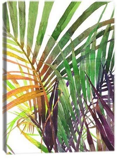 5D картина «Тропический портал. Арт 1»