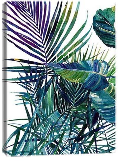 5D картина «Тропический портал. Арт 2»
