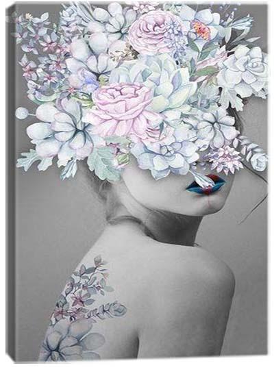 5D картина «Невинная красота. Арт 1»