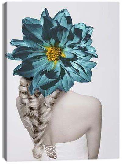 5D картина «Царский цветок. Арт 1»