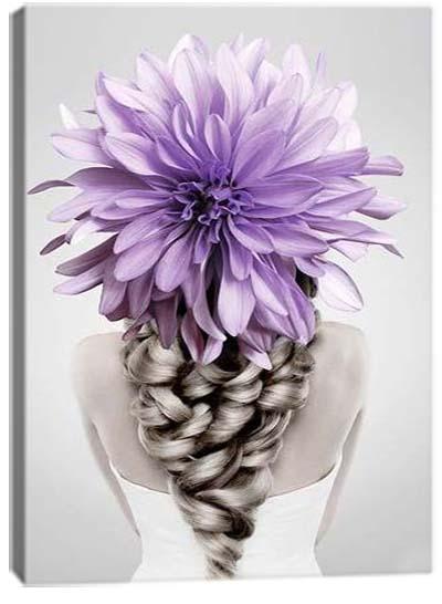 5D картина «Царский цветок. Арт 2»