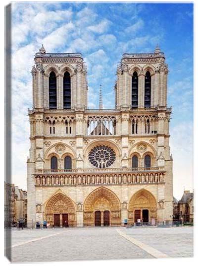 5D картина «Красоты Парижа. Арт 1»