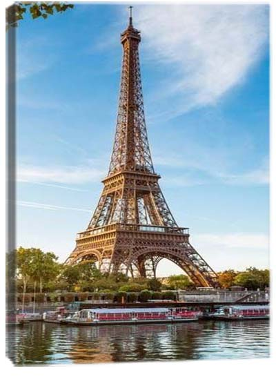 5D картина «Красоты Парижа. Арт 2»