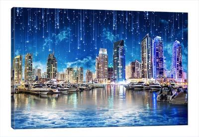 5D картина «Звездопад»