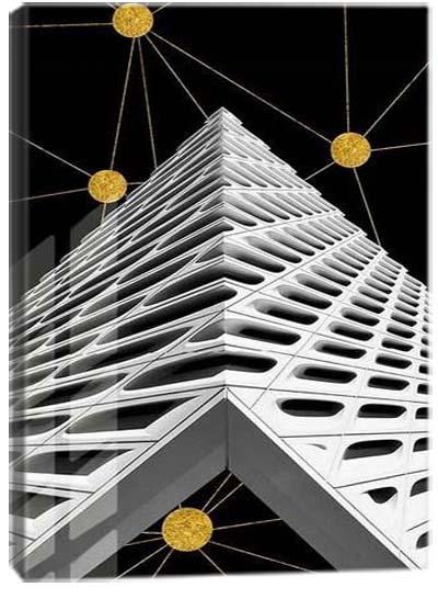 5D картина «Мегаполис. Арт 2»