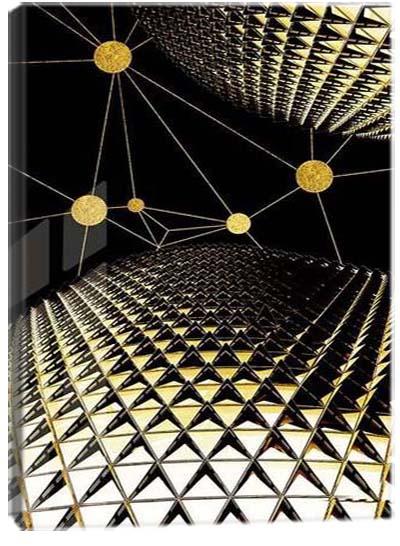5D картина «Мегаполис. Арт 3»