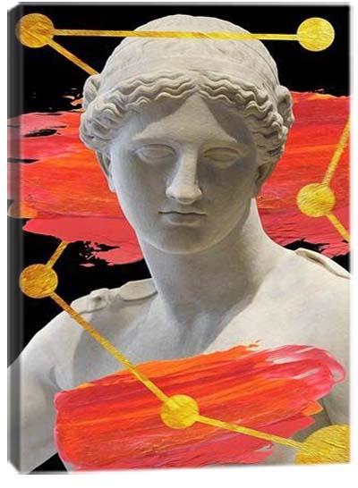5D картина «Греческие скульптуры. Арт 1»