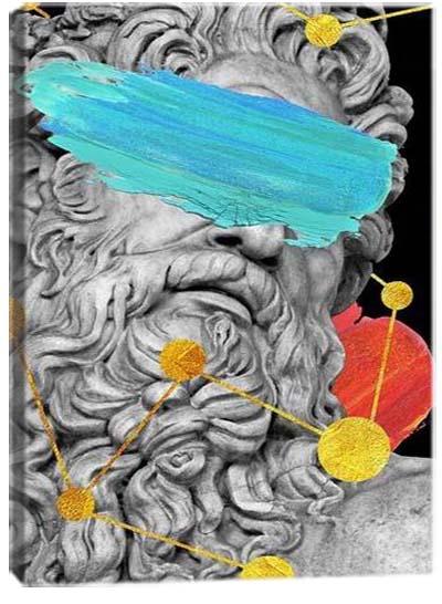 5D картина «Греческие скульптуры. Арт 2»