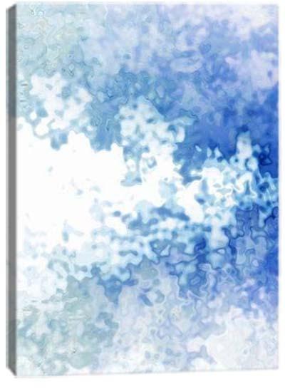 5D картина «Сирень во льду. Арт 1»