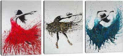 5D картина «Одинокий танец»