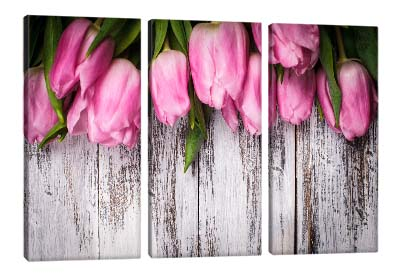 5D картина «Винтажные цветы»