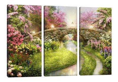 5D картина «Сказочный мостик»