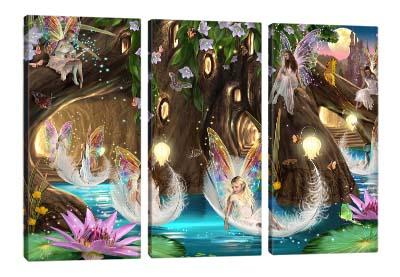 5D картина «Сад для феи»