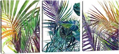 5D картина «Тропический портал»