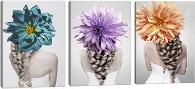 5D картина «Царский цветок»