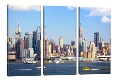 5D картина «Пристань Нью-Йорка»