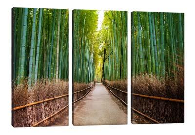 5D картина «Бамбуковый лес»