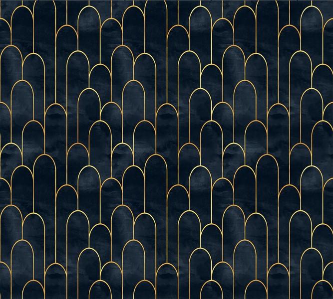 Фотошторы «Золотые арки» вид 1