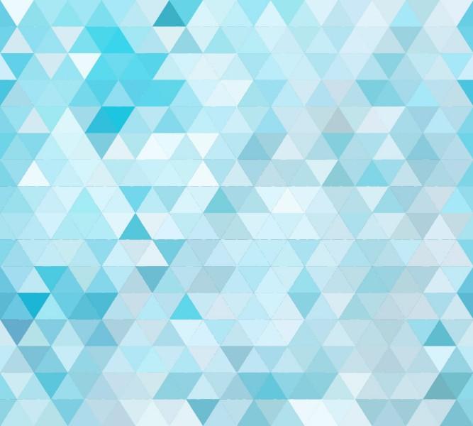 Фотошторы «Морские треугольники»
