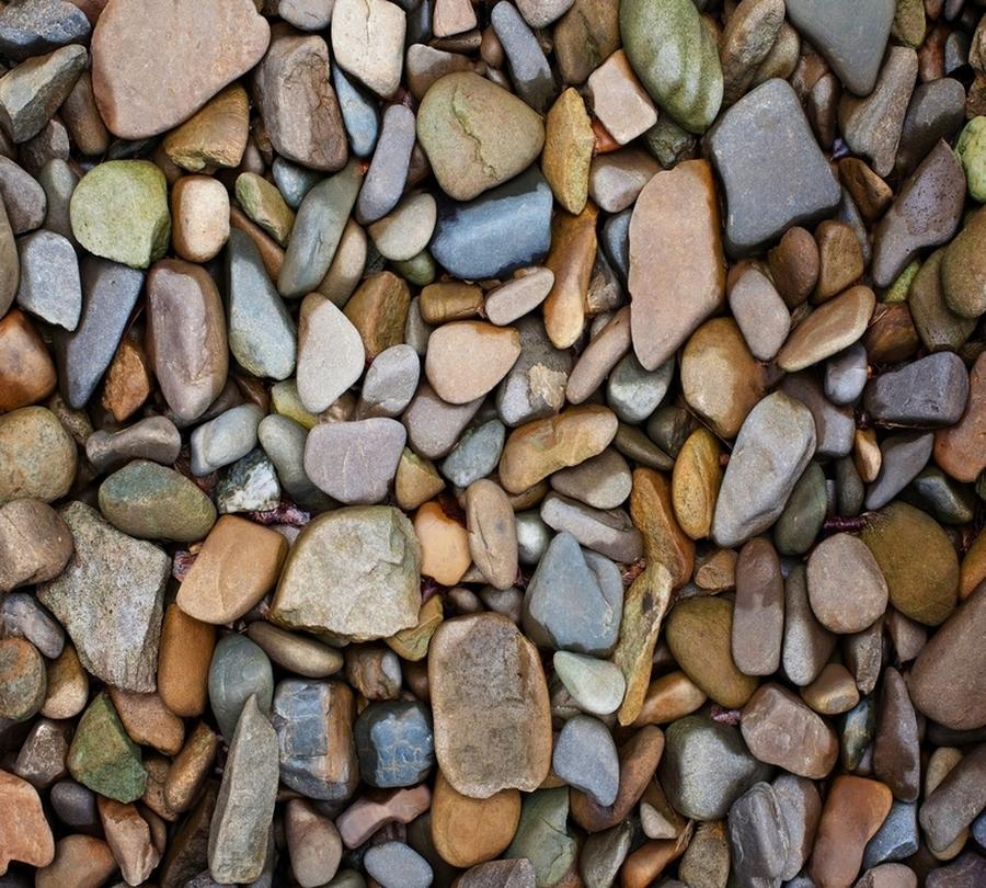 Фотошторы «Морские камни» вид 1