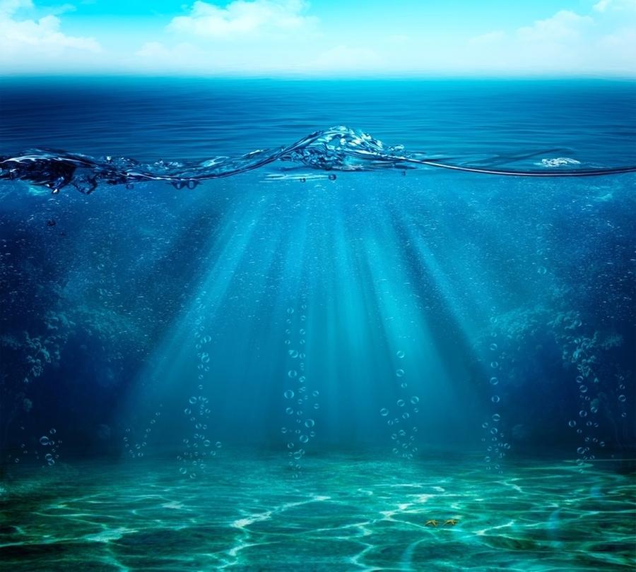 Фотошторы «Морской пейзаж» вид 1