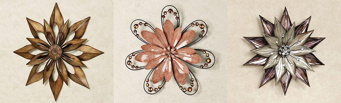 Модульная картина «Цветы ручной работы»