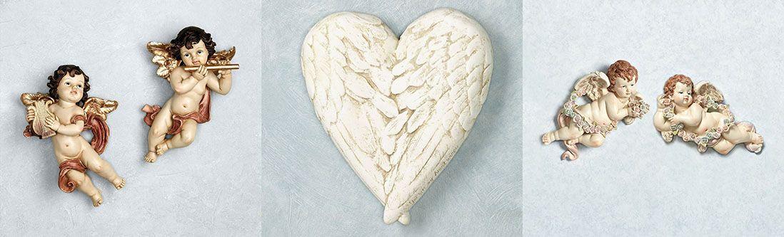 Модульная картина «Милые ангелочки»