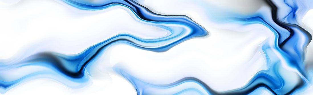 Модульная картина «Перламутровая волна»